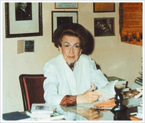 アンチエイジングの母アナ・アスラン博士